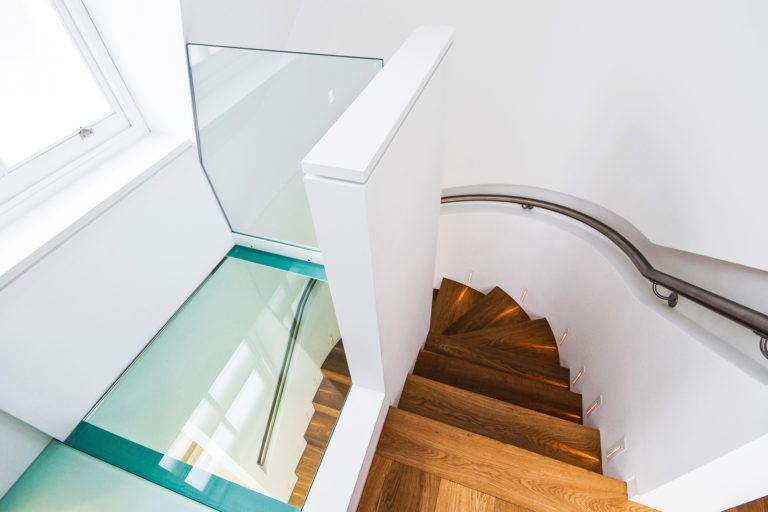 Glass Floor & Stair Treads