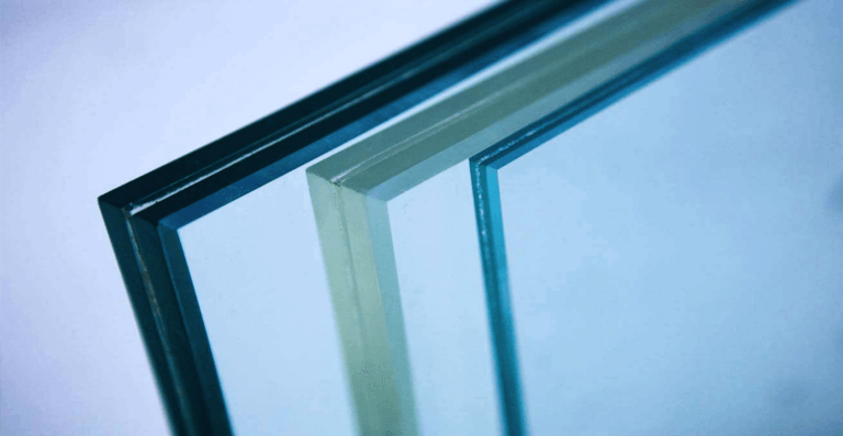 What is the difference between toughened and laminated glass?