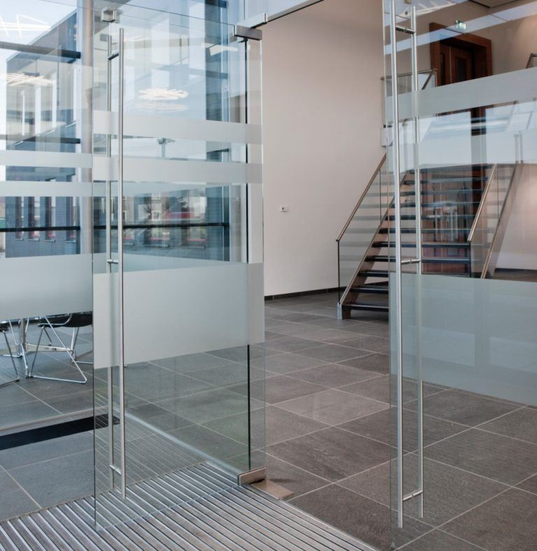 What is a Tempered Glass Door?