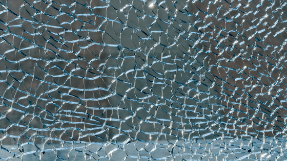 What is Crackle Glass?