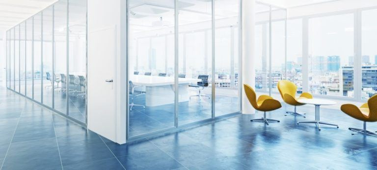 Why Glass Partitions are Perfect for Your Office?
