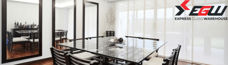 Top 5 Benefits Of A Glass Table Top