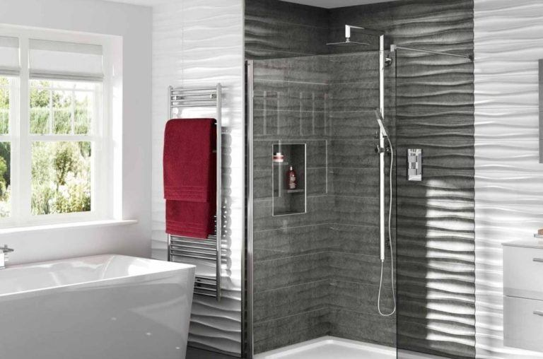 Our guide to choosing the right glass shower doors for your bathroom