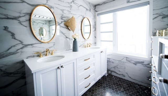 Three easy ways to add value to your bathroom